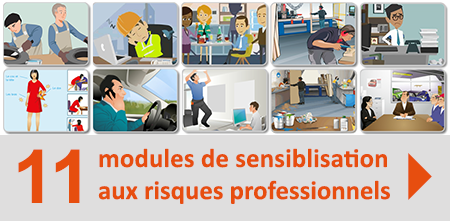 accès modules elearning