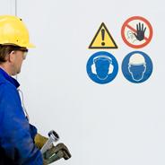 carré signalétique santé sécurité