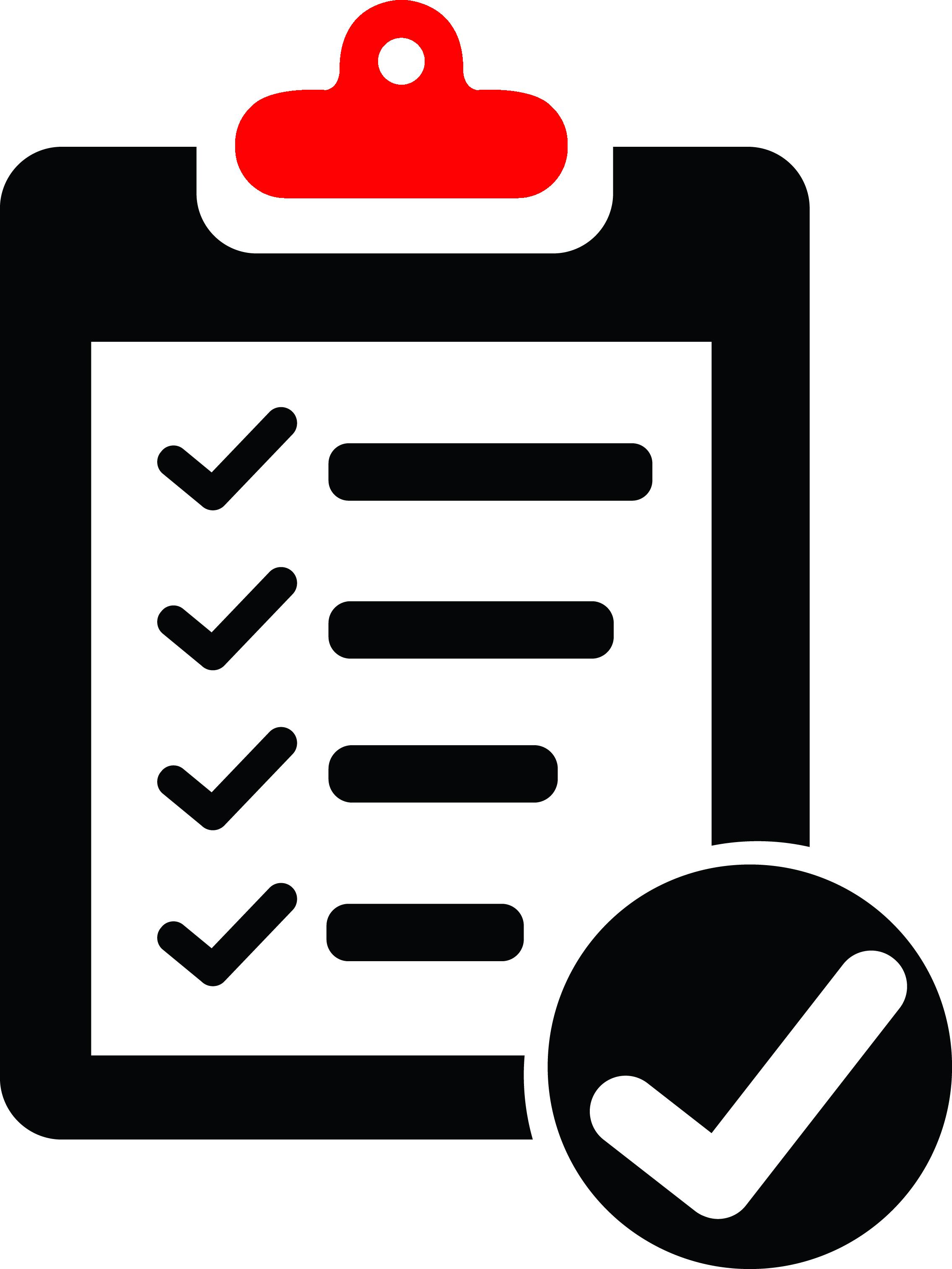 picto checklist